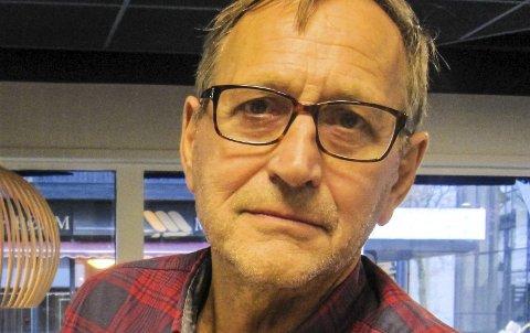 Eirik Tveiten, bystyrerepresentant for Rødt, Moss.