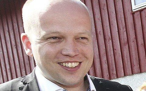 Trygve Slagsvold Vedum, stortingsrepresentant for Senterpartiet.
