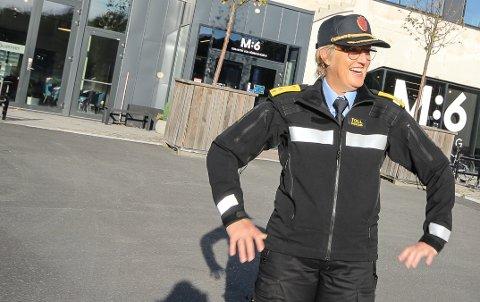 TIL MOSS: Som divisjonsdirektør for Grensedivisjonen i Tolletaten skal Heidi Vildskog fra Våler etablere en organisasjon med 110 ansatte i Moss.