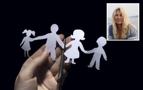 Terapeut Pia M. Sauge sammenligner tiden man bruker hjemme i ferier og høytider med hjemmekarantene. Forskjellen er, blant annet, at man i karantene ikke vet hvor lenge situasjonen vil vare, ifølge henne. Nå tror hun flere vil komme til å trenge hjelp med kommunikasjonen.