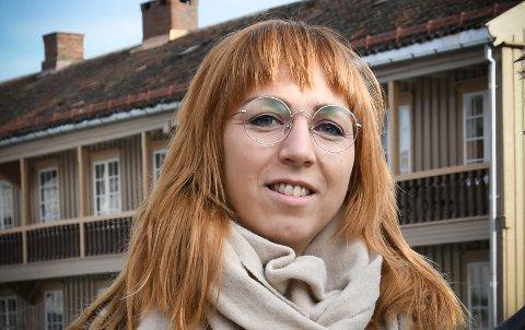 Varaordfører Mona Berger (SV).