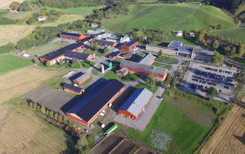 Skjetlein videregående skole.