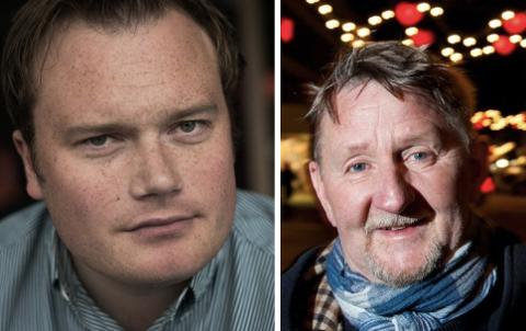 KRITISERER: Jonas Stein slår tilbake mot beskyldningene fra tidligere Tromsø-ordfører Herman Kristoffersen.