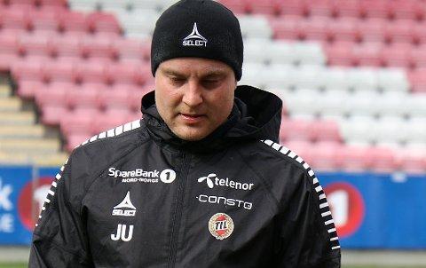 FERDIG: Juha-Jaakko Ulvila avslutter samarbeidet med TIL.