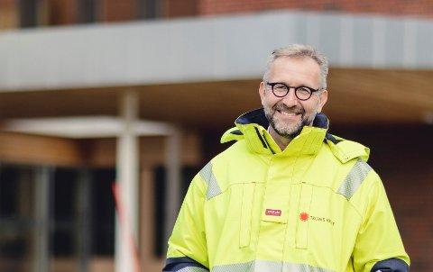 GÅR PÅ EN SMELL: Direktør for samfunnskontakt Stein-Gunnar Bondevik sier Troms Kraft neppe kan betale samme utbytte til eierne neste år.