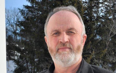 Trond Ellingsbø, leder, Oppland Bondelag