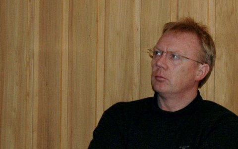 Arve Thune (tv), Geir Brændhaugen og Tom Løkken.