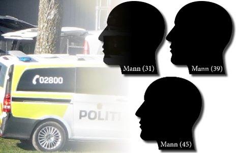 TRE SIKTET: Tre litauiske borgere er siktet for omfattende narkotikaforbrytelser.