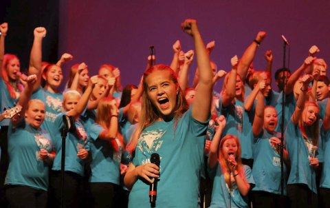 Nanset ten sing: Unge flotte sangere fra Nanset Ten Sing inviterer til konsert i kulturhuset tirsdag.