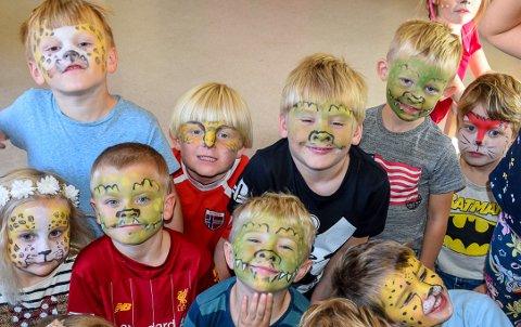 BARNEHAGE: Bildet av unger i vill utfoldelse og et støynivå på linje med en rockekonsert er ikke hvedagen i en barnehage altså.