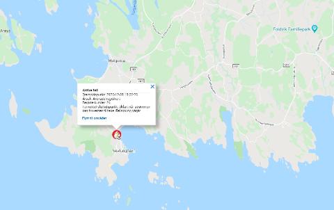 26 kunder i Nevlunghavn har mistet strømmen.