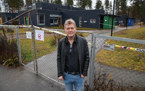 ERSTATNING: Utdanningssjef Tord Arnesen konstaterer at kommunen likevel har forsikring som dekker klær og utstyr som ble ødelagt i barnehagebrannen på Terningen