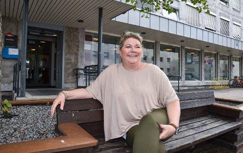 SJEF: Kersti Grindalen startet i Nav i fjor.