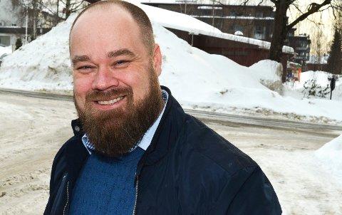 NYE MEDLEMMER: Fremskrittspartiet får nye medlemmer etter at partiet gikk ut av regjeringen, forteller nestleder i Innlandet, Truls Gihlemoen.