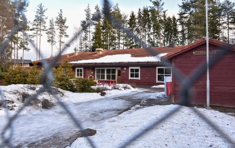 BLIR BOLIGEIENDOM: Tidligere Bakkebygrenda barnehage på Hanstad er nedlagt og solgt og blir nå en boligeiendom.