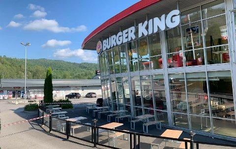 Burger King Telemarksporten Moheim