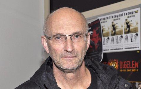 TROND MØLLERSEN (60), GRUBEN