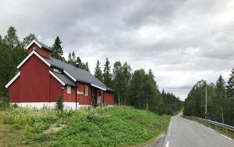 Fiplingdal kirke kan bli solgt. Leder av menighetsrådet lover at lokalbefolkningen skal tas med i prosessen.