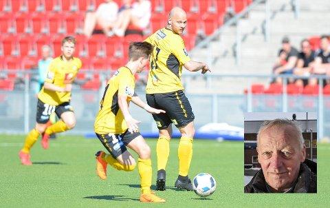 2018-sesongen ble den siste i Stålkam da de rykket ned fra 3. divisjon. Nå ønsker fotballgruppa å oppheve vedtaket om at de ikke kan stille lag så lenge Rana FK eksisterer. Sekretær i styret, Inge Myrvoll (innfelt), sier at Rana FK skal være satsingsklubben uansett.