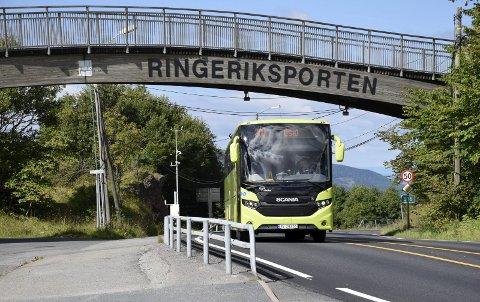 Oslobussen.