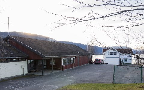 NY SKOLE: På gamle Vegård skole i Åsa blir det nå montessoriskole under navnet Steinsfjorden skole.FOTO: KNUT ANDREAS RAMSRUD