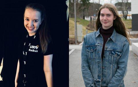 Guro (19) og Ragnhild (17) er videre til UKMs landsfestival, men med ulike talenter.