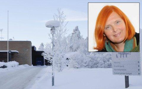 HVA SKJER? - Vi trenger informasjon. Ikke fra Bane Nor, men fra vår politiske ledelse, sier Eva Bekkelund-Eriksen.