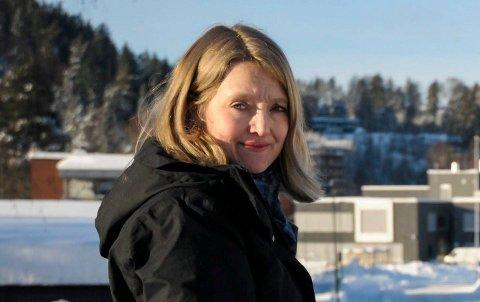 ANDREØNSKET: Nina Gabrielsen er glad for at Hønefoss-foreldrene i det minste ser ut til å få oppfylt andreønsket.