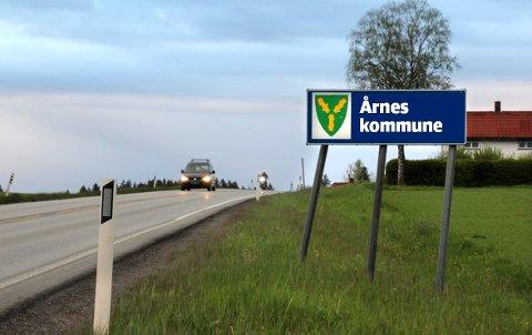 POPULÆRT: Årnes er av mange ønsket som nytt navn på Nes kommune. (Fotomontasje)