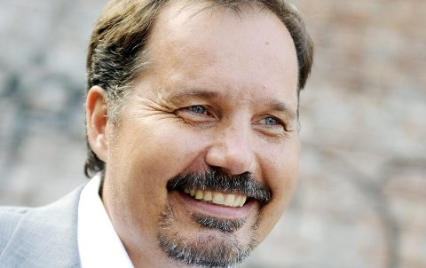Fylkesmann Per Arne Olsen.