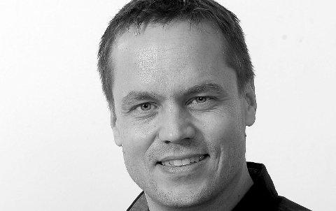 Steinar Ulrichsen, ansvarlig redaktør/daglig leder