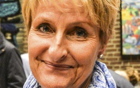 Birgit Pettersen.