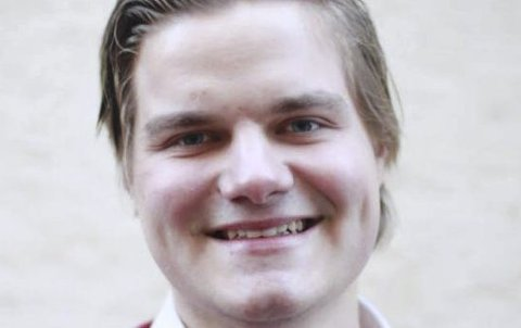 Tobias Drevland Lund.
