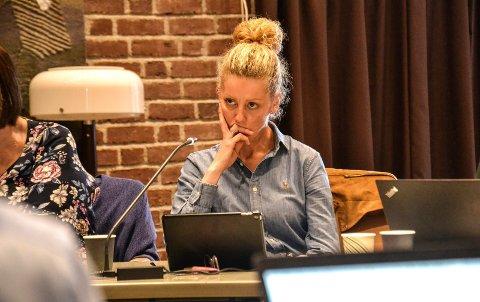 HABIL NOK?: Flere politikere stiller spørsmål ved om Charlotte Jahren Øverbye (SV) kan være et talerør for et tiltak som hun brenner for – ungdom med nedsatt funksjonsevne. Men hun fikk de pengene hun ba om.