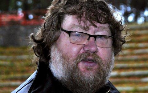MANGE SLENGERE: Kun ordfører Sindre Martinsen-Evje fikk flere slengere enn Steinar Haakenstad (Ap).