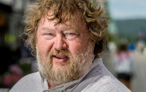 NYTT PARTI: Steinar Haakenstad planlegger å stifte partiet «Sammen For Sarpsborg.» Responsen han får på dette utspillet blir avgjørende for om det blir en realitet. Johnny Helgesen