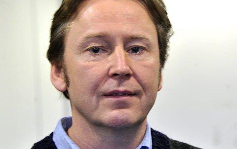Henrik Eurenius, enhetsleder kultur i Sarpsborg kommune.