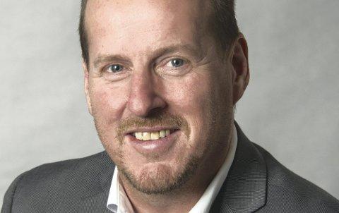 Thomas Breen, direktør i Norsk Vann.