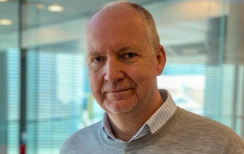 SVENSK FIRMA: Konsernsjef Thorfinn Hansen forteller at Simployer har hatt et ønske om styrke sin posisjon i Sverge.