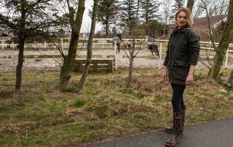 Frp-gruppeleder i Rogaland, Margrete Dysjaland, er skuffet over at ingen andre partier ville stemme for den reviderte Forus-planen som næringslivet er fornøyd med.