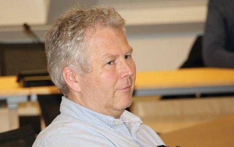 FORUTSETNINGER: Leif Nieuwejaar i Strand Ap mener et Strand har gode forutsetninger for å bygge opp klimavennlig industri basert på rein energi. Arkivfoto