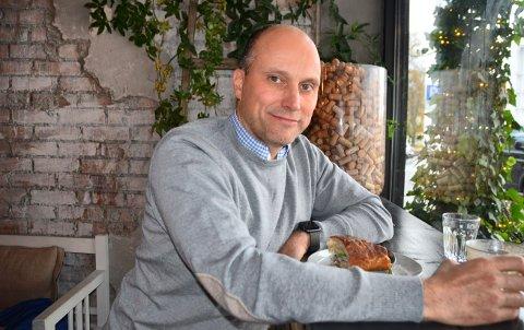 Torbjørn Aas fra Steinkjer, som tidligere var direktør for Helse Nord-Trøndelag, blir nå direktør for NAV Trøndelag.
