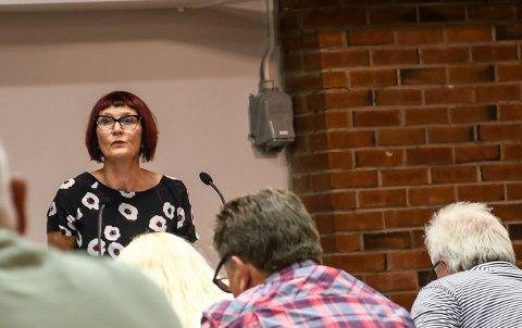 STORT FLERTALL: Bare to politikere gikk imot forslaget til Marit Holm (Rødt) om å videreføre ordningen med å holde barnetrygden utenfor beregningsgrunnlaget for sosialhjelp.