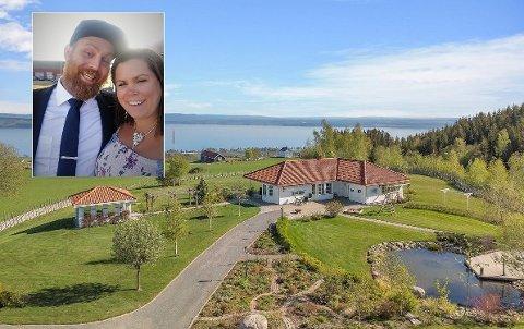Idyllen i Steindalen vakte interesse fra hele landet, men de nye eierne Monica Hagtvet Rem og Marius Haugen bor allerede nesten i nabolaget.