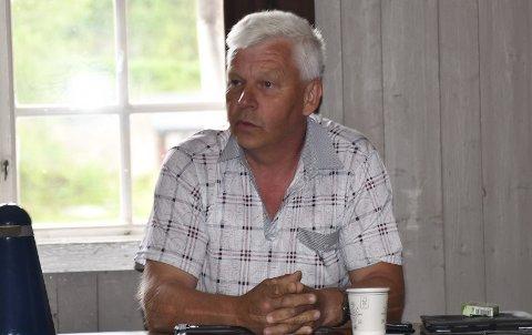 Innrømmet kritikk: Helge Haugenes var åpen på at han ikke hadde trodd på Prosjekt Bærekraft da planene ble lansert.