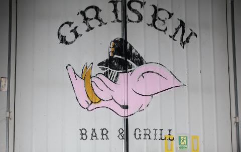 KAN FÅ EN PRIKK: En hendelse på Grisen Bar & Grill i sommer havner nå på politikernes bord.