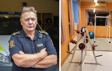 IKKJE NOK BEVIS: Kåre Jan Hofrenning ved Høyanger lensmannskontor seier det ikkje er nok bevis fr å etterforske saka vidare.
