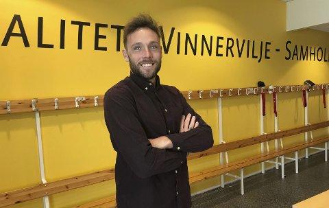 Jose Angel har all grunn til å smile. Han har nemlig håvet inn solide summer for sitt opphold i Bodø/Glimt. Foto: Freddy Toresen
