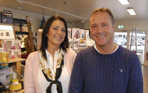 Tove og Svein Mannigel Ulvatn valgte å satse på drømmen.