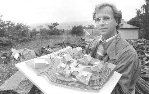Arne Finn Solli, arkitekt 27.8.1987